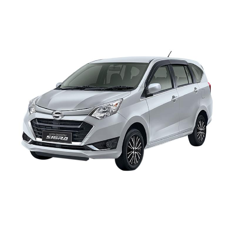 Daihatsu Sigra 1.0 D M-T Mobil - Silver Metallic