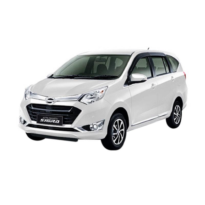 Daihatsu Sigra 1.0 D M-T Mobil - White