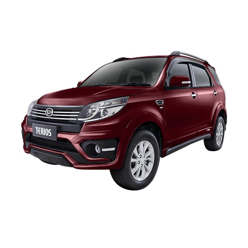 Daihatsu Terios R Ad... Red Mobil