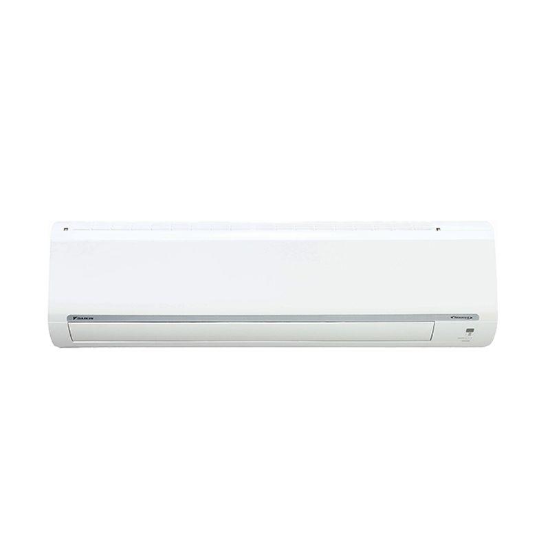 Daikin FTKV50NVM4 High Inverter R-32 Putih AC Split [2 PK] Termasuk Instalasi , Vacum  , Pipa Set ( Pipa+Kabel 5 m, Braket, Ductape)