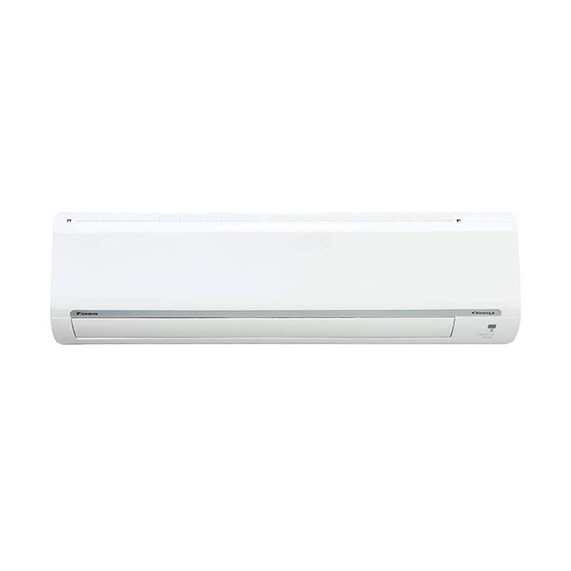 harga Daikin FTKV25NVM4 AC Split - Putih [1 PK/High Inverter/R32/KHUSUS JADETABEK] Blibli.com