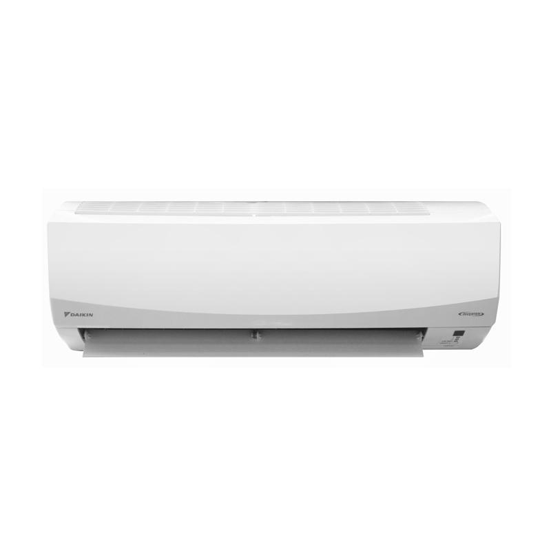 Daikin FTKC25QV AC Split New Inverter R32 Thailand [1PK/700W] - Putih
