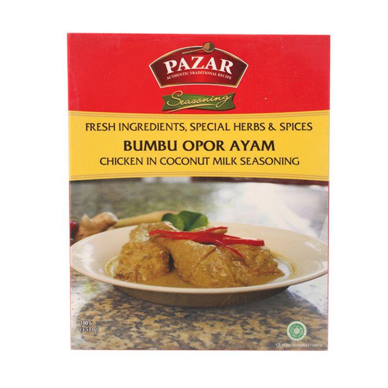 PAZAR Bumbu Opor Ayam Bumbu Masak [100 gram]