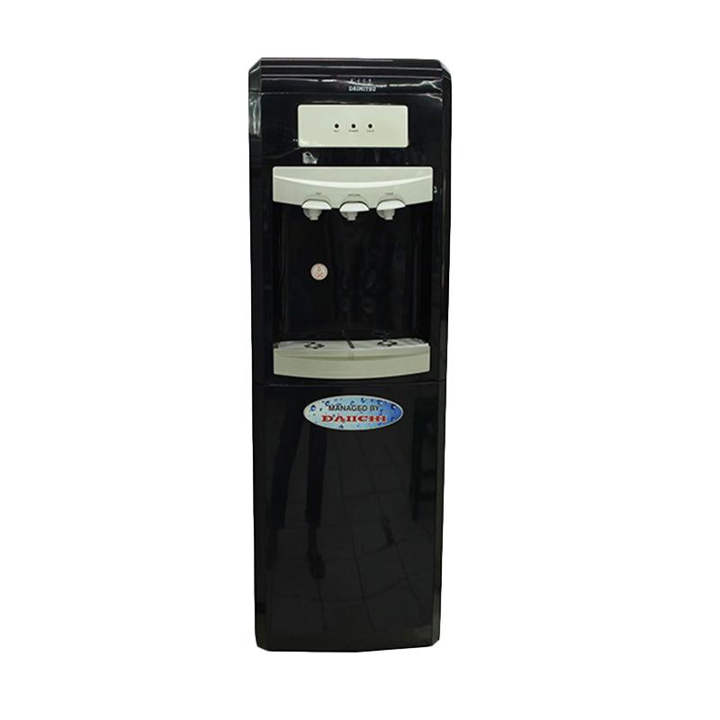 Daimitsu DID209 Dispenser Air - Hitam [Top Loading]