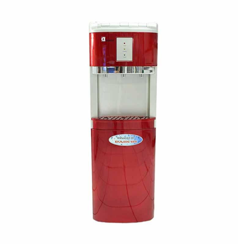 Daimitsu DID210 Water Dispenser [Galon Atas] - Merah