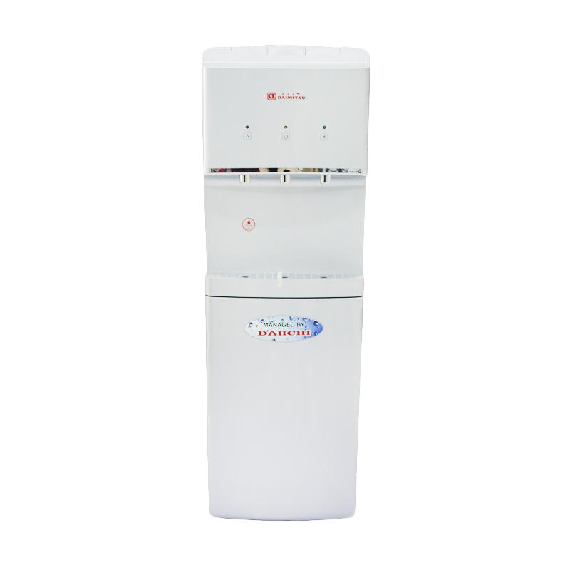 Daimitsu DID211 Water Dispenser Air Galon Atas - Silver