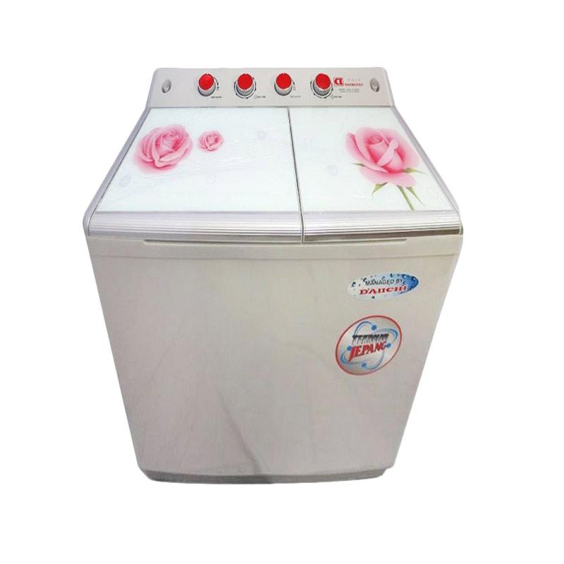 Daimitsu DIW-1019SPA Mesin Cuci 2 Tabung [10 Kg]