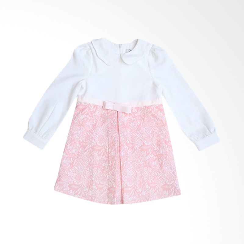 Dandelion Mini Sakura Dress Anak
