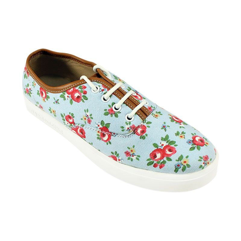 Dane And Dine Oland Girl - Flowers Light Blue