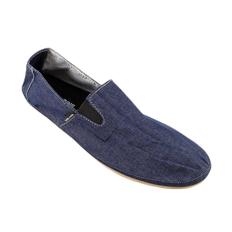 Dane And Dine Slopy Denim Sepatu Wanita
