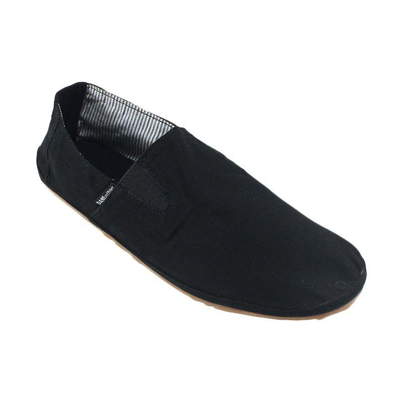 Dane And Dine Slopy Hitam Sepatu Wanita