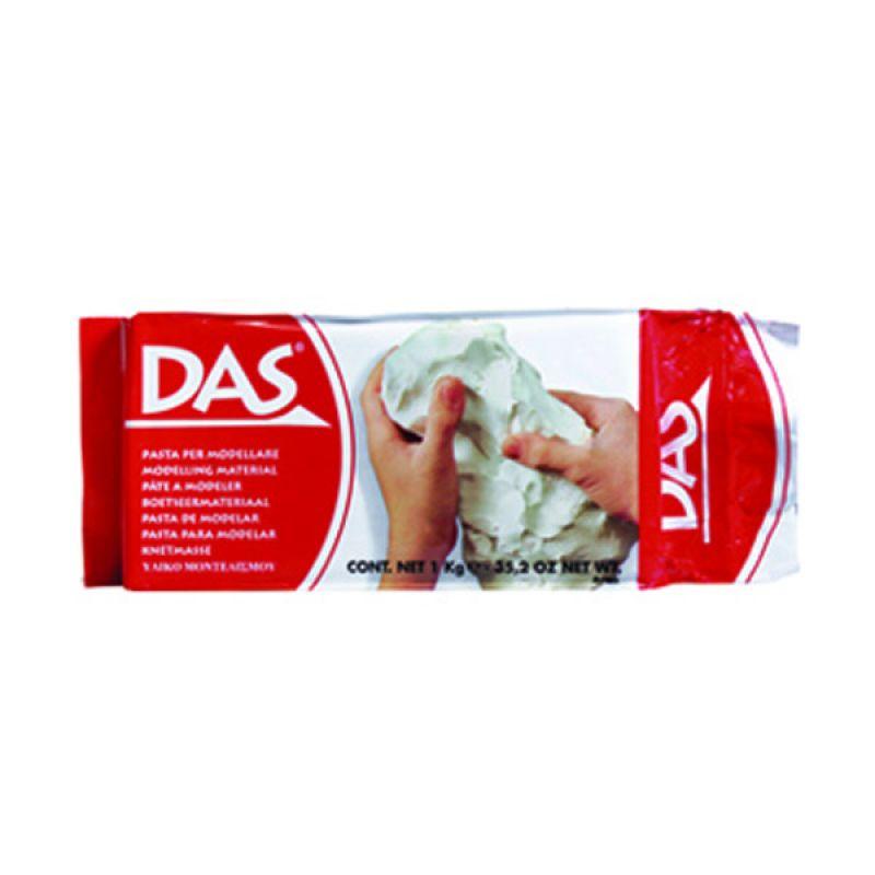 Das - Tanah Liat White 1000 gr