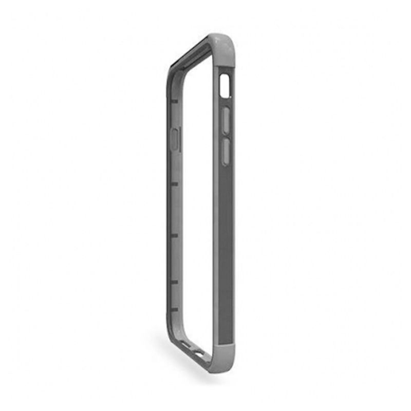 LeTaec Border Grey Casing for iPhone 6