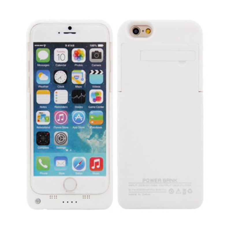 LeTaec Charger Casing for iPhone 6
