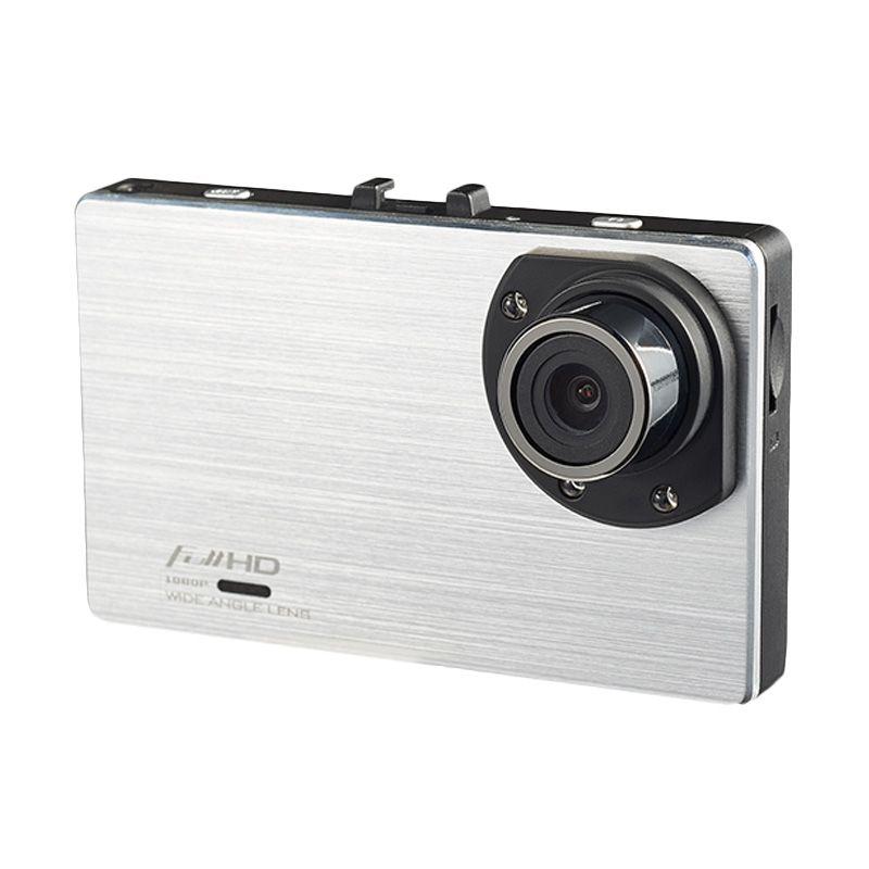 LeTaec GT-700 Silver Car Camera