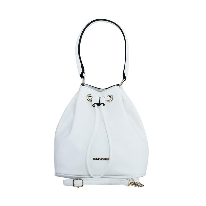 harga David Jones CM3024 Tas 2in1 Sandang & Selempang - White Blibli.com