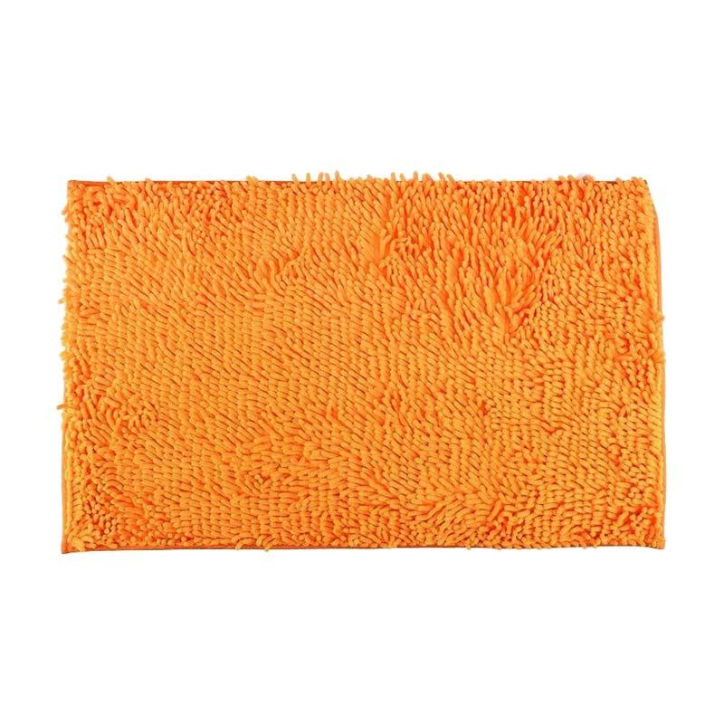 Microfiber Keset Cendol - Orange ( 2pc )