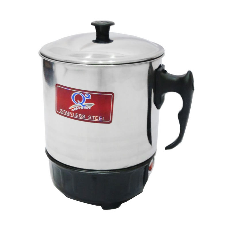 Alat Pemanas dan Pemasak Air Elektric Q2 ( 15 CM )