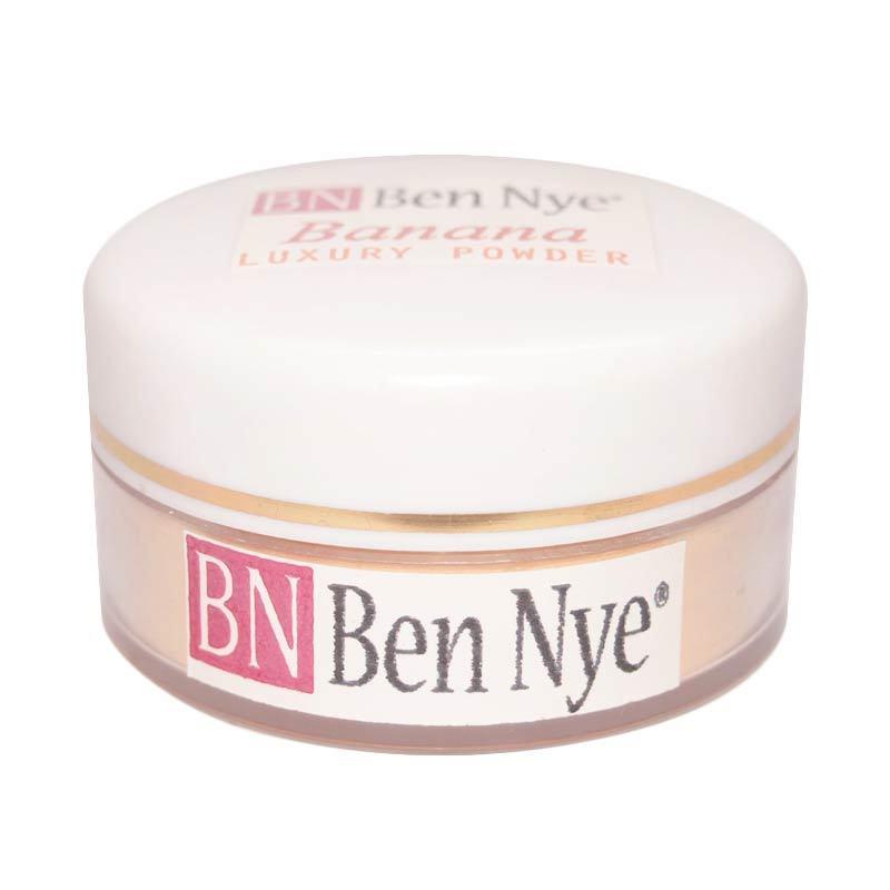 Ben Nye Banana Luxury Powder 35 gr (mini jar)
