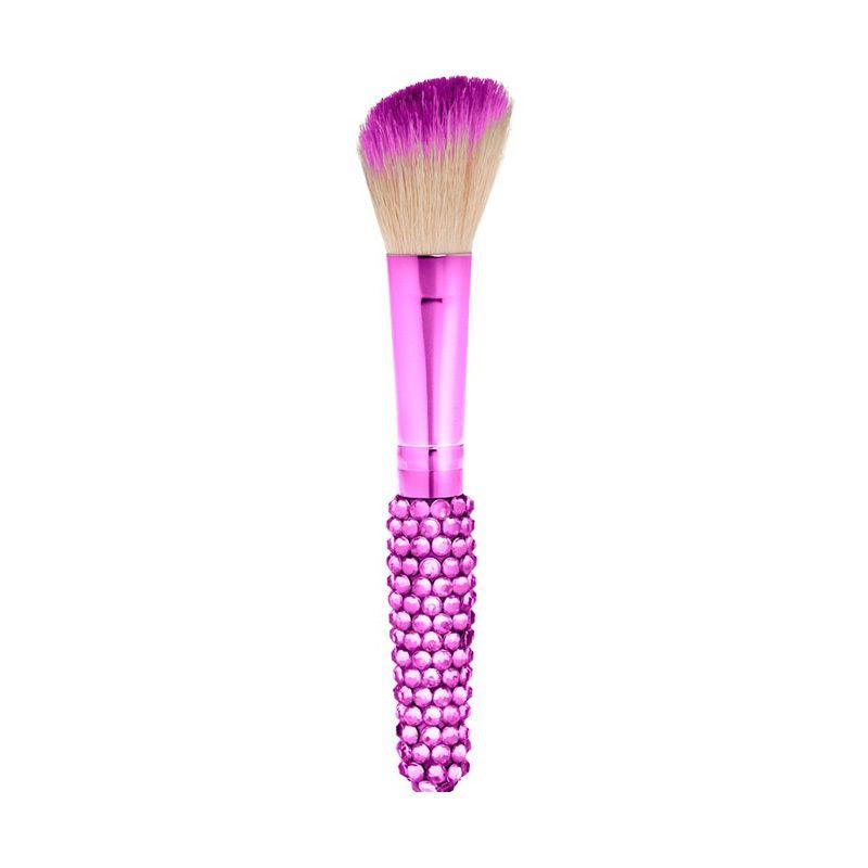 e.l.f. Essential Gem Blush Brush - Purple