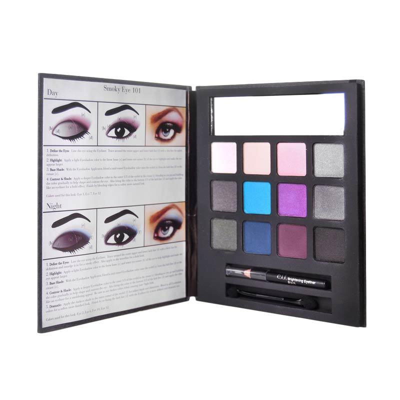 e.l.f. Eyeshadow Beauty Book - Smokey Eye