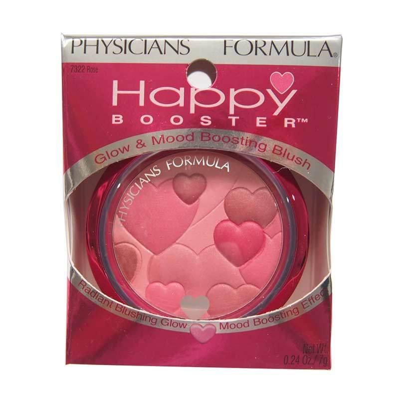 Phycisians Formula Happy Booster Glow & Mood Boosting Blush Rose