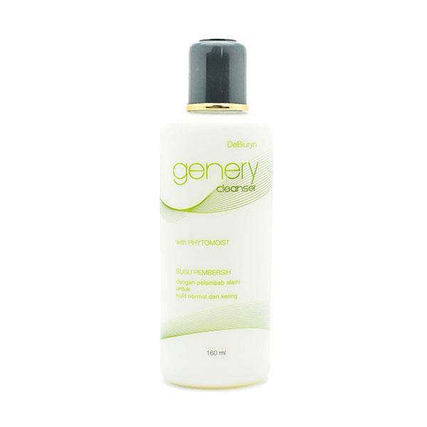 DeBiuryn Genery Cleanser L Susu Pembersih Wajah L Face Milk Cleanser L Kulit Normal L Kering L Sensitif [ 150 ML ]