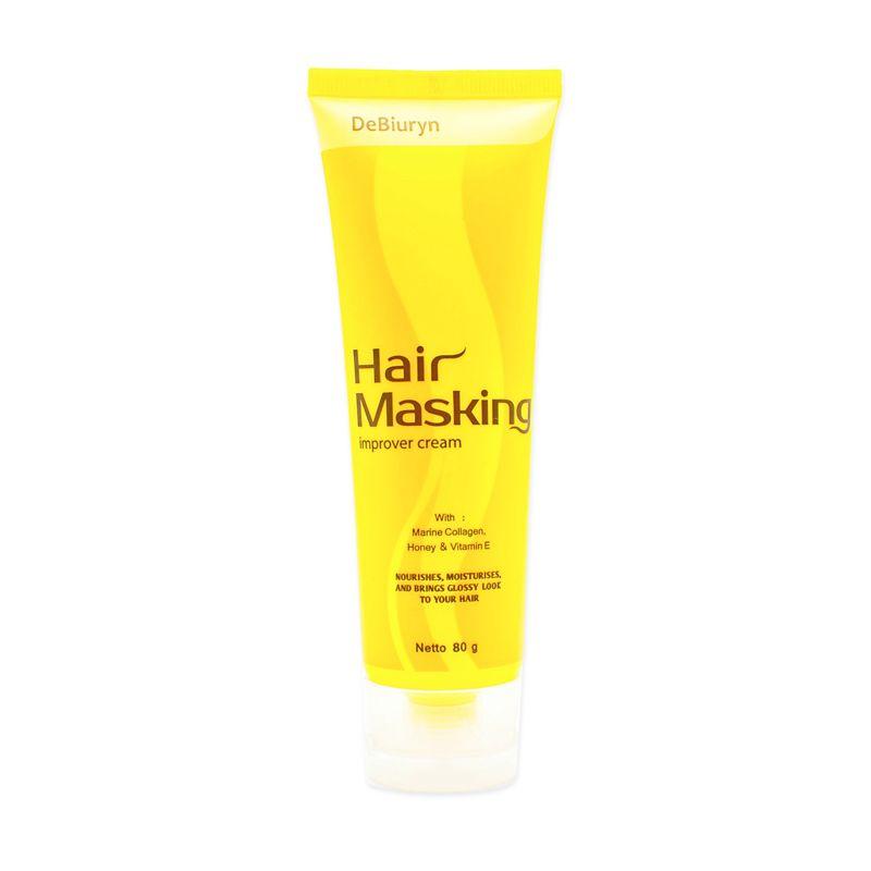 harga DeBiuryn Hair Masking l Masker Perawatan Rambut & Kulit Kepala l Hair Mask Treatment [