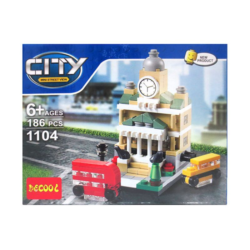 Decool 1104 Town Hall City
