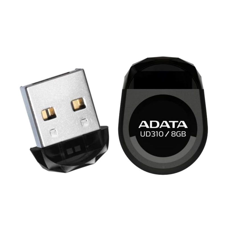 ADATA UD310 USB 2.0 Black Diamond Flashdisk [8 GB]