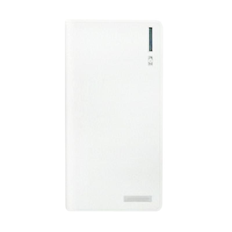 Deez Wallet White Powerbank [20000 mAh]