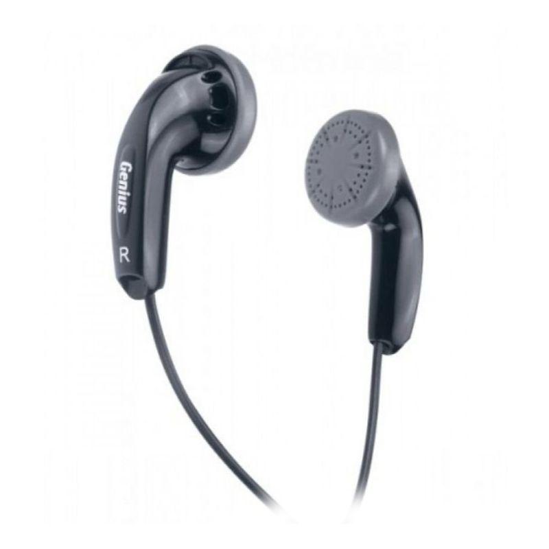 Genius GHP-200V Black Earphone