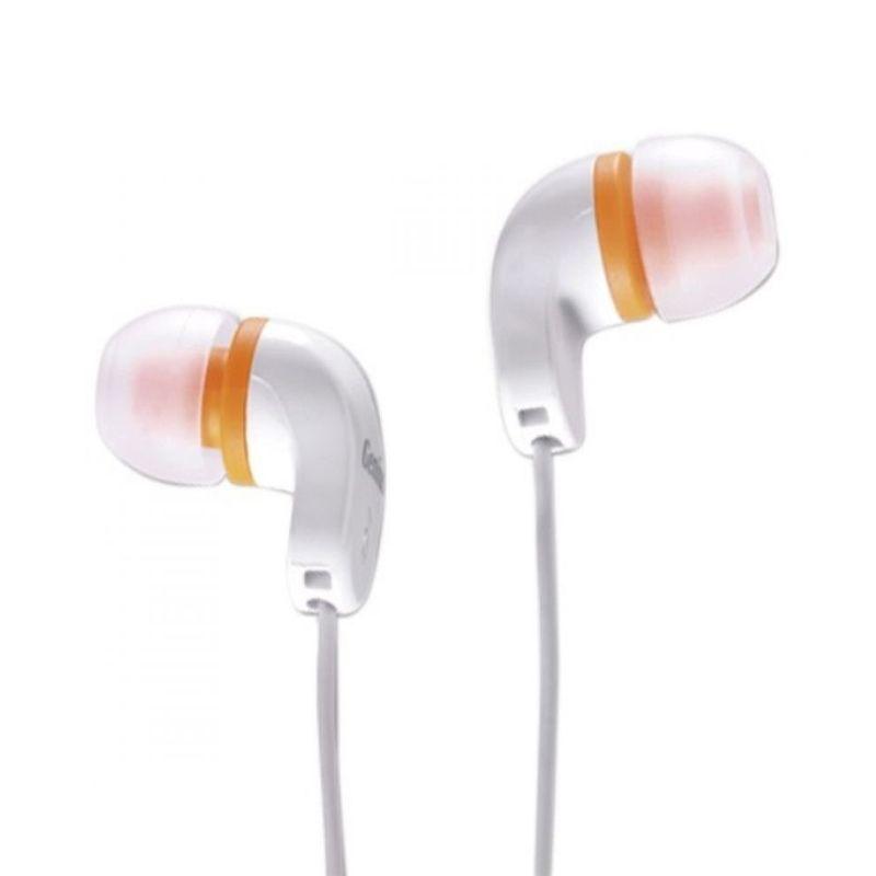 Genius GHP-200X Orange Earphone