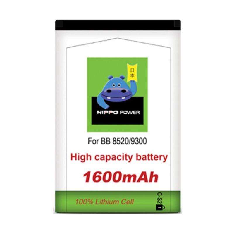 Hippo Battery Double Power for Blackberry Gemini or Gemini 3G [1600 mAh]