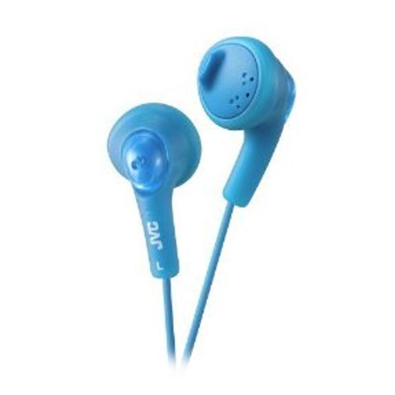 JVC Gumy HA-F160 Blue Earphone