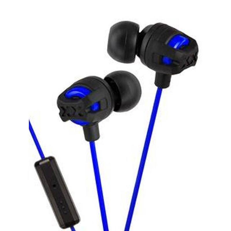 JVC Xtreme Xplosives HA-FR201 Blue Headset