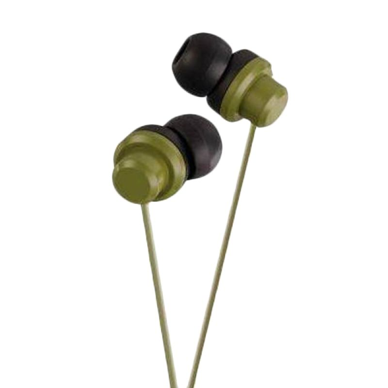 JVC HA-FX8 RIPTIDZ Series Green Earphone