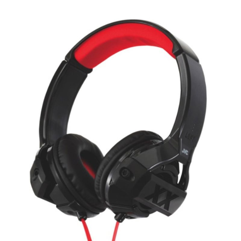 JVC XTREME XPLOSIVES HA-S44X Hitam Headphone