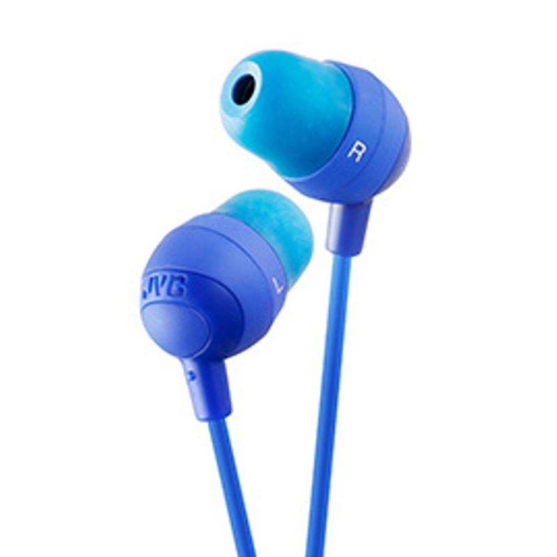 JVC Marshmallow HA-FX32 Blue Earphone
