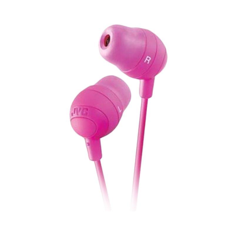 JVC Marshmallow HA-FX32 Pink Earphone