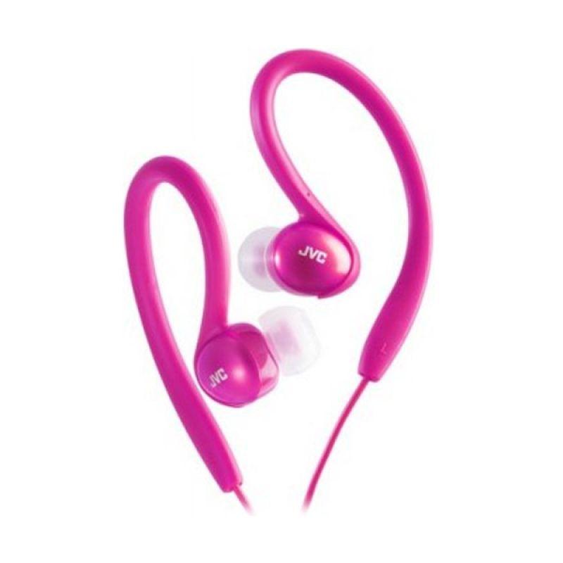 JVC Sport HA-EBX5 Sport Clip Pink Earphone