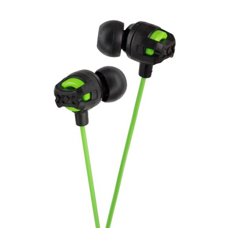 JVC Xtreme Xplosives HA-FX101 Green Earphone