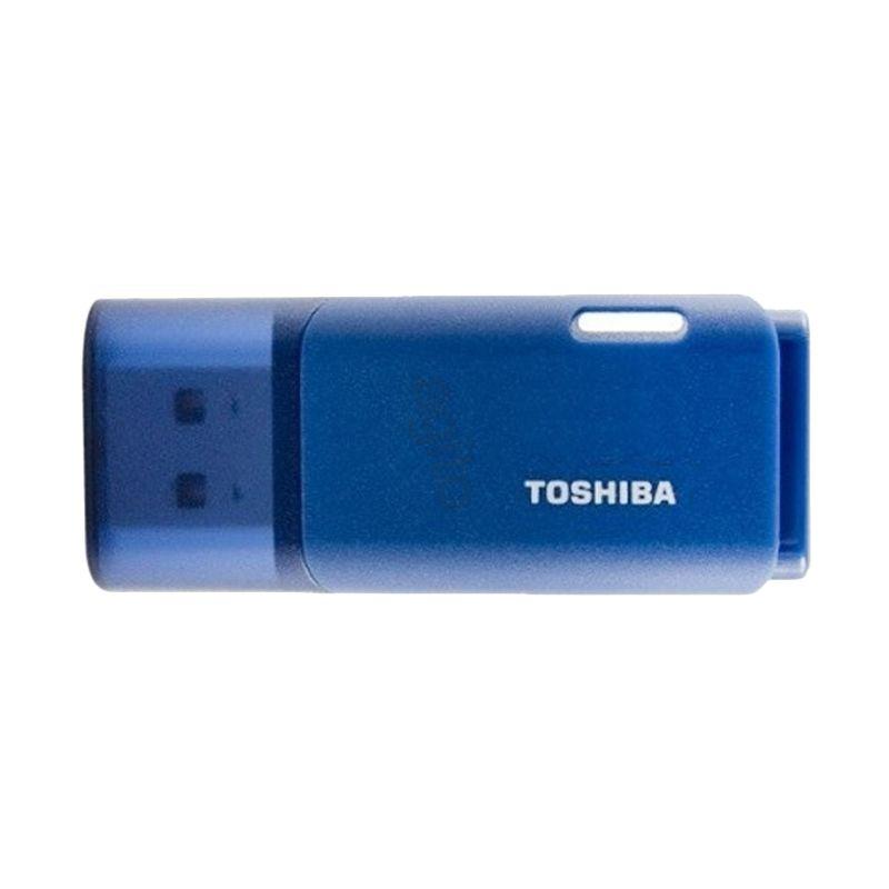 Toshiba Hayabusa USB 2.0 Biru Flashdisk [32 GB]