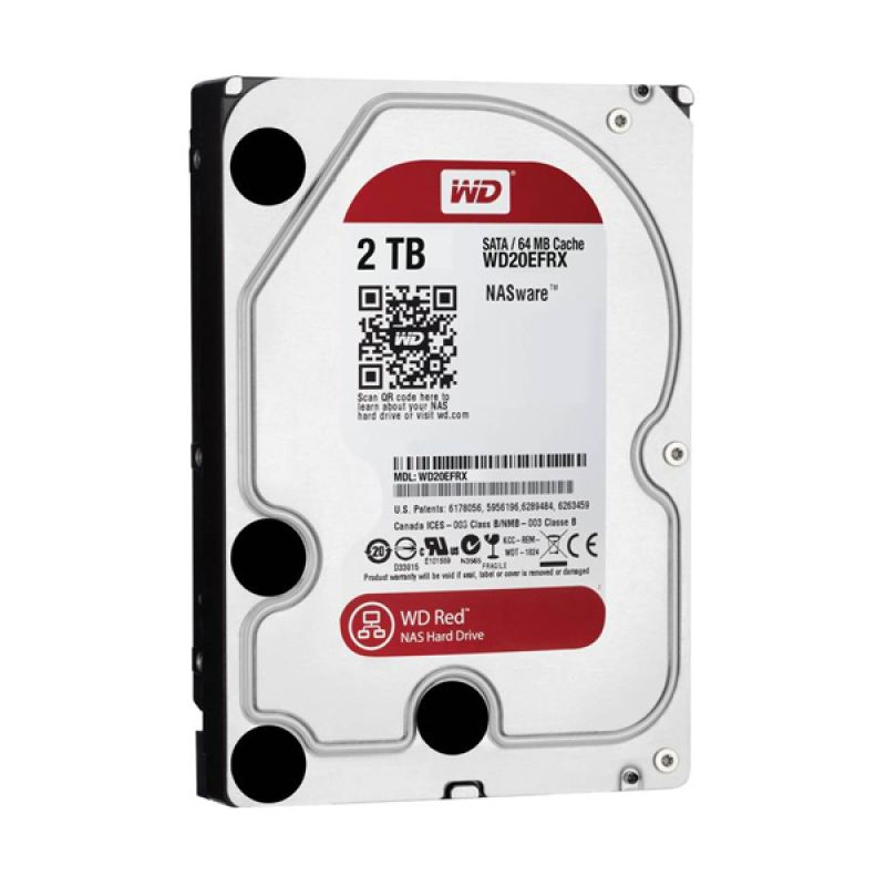 WD Caviar Red Hard Disk Internal [2 TB/3.5 Inch]