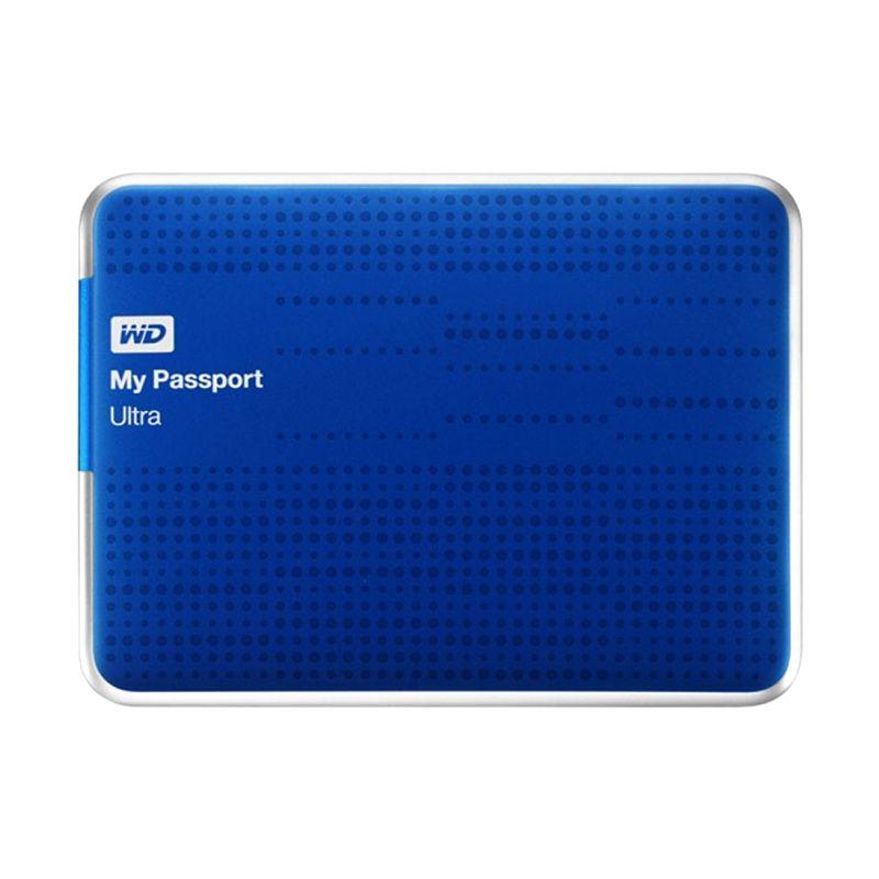 WD My Passport Ultra Blue Hard Disk Eksternal [2 TB]