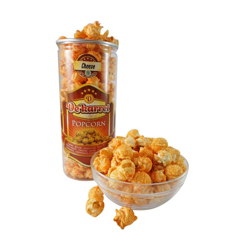De'karrel Popcorn Cheese Mush [Tabung All Seal 20]