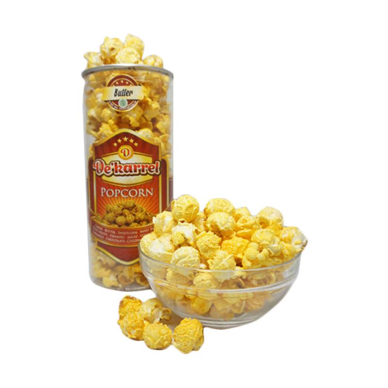 De'karrel Popcorn Light Butter Mush [Tabung All Seal 20]