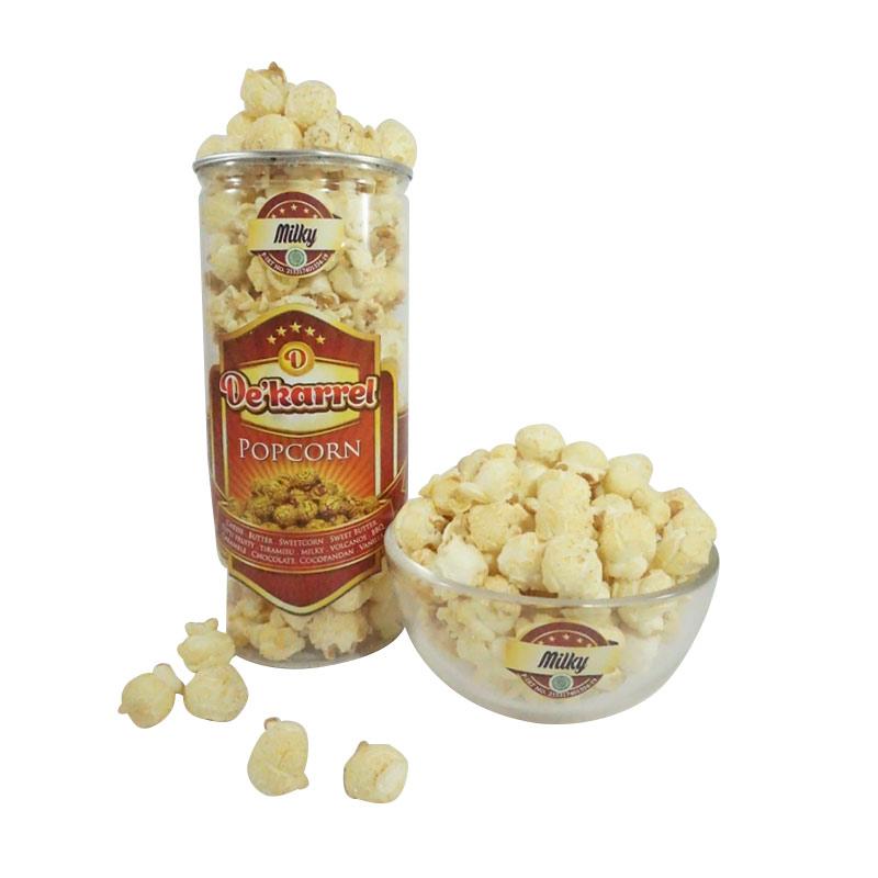 De'karrel Popcorn Milky Mush [Tabung All Seal 20]
