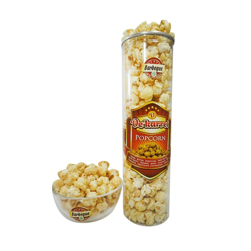 Dekarrel Popcorn Barbeque Mush [179 g/Tabung All Seal 30]