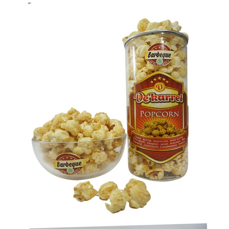 Dekarrel Popcorn Barbeque Mush [Tabung All Seal 20]